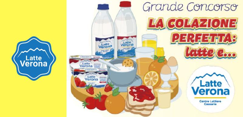 Grande concorso, LA COLAZIONE PERFETTA E': LATTE E.....